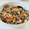 Apricot Pistachio Granola – something for the weekend …