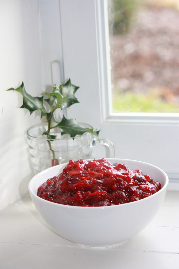 Cranberry cooling