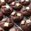 Chocolate Fudge Cookies – and the quest for the perfect family photo …