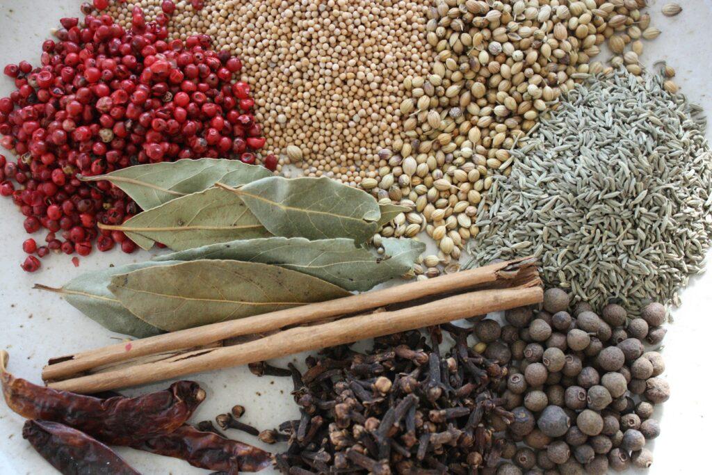 Pickling Spice - landscape
