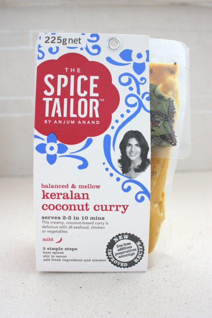 spice tailor - packaging