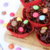 Chocolate Cornflake Cakes – and a bit of poor planning …