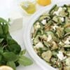 Courgette, Feta and Mint Salad – and let's hear it for the sides #3 …