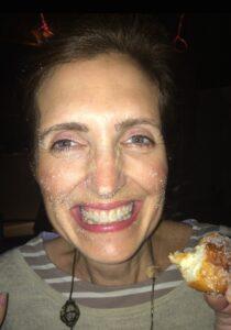 Sugar Doughnut Face