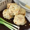 White Stilton and Apricot Scones – and the final push …
