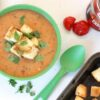 Spicy Peanut and Vegetable Soup – and dimming the lights …