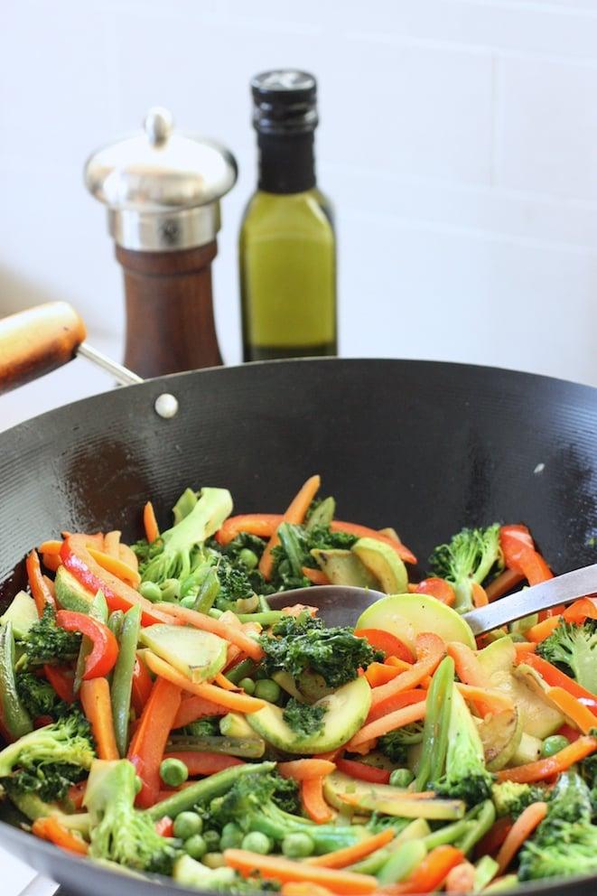 Everyday-stir-fry-vegetables-wok