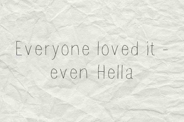 Even-Hella