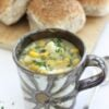 Smoked Haddock and Sweetcorn Chowder – and a family favourite …