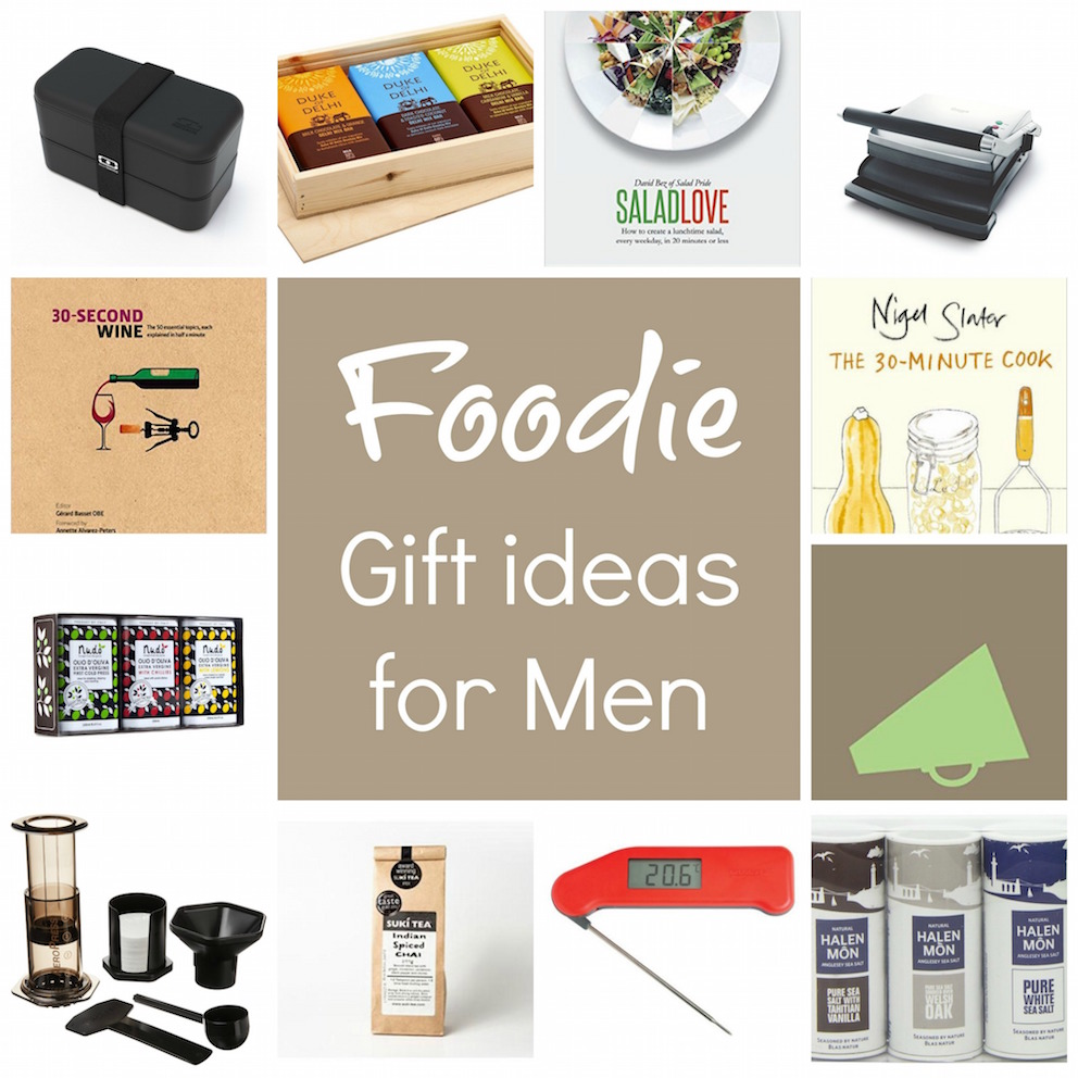 Day 8 Foodie Gift Ideas Men