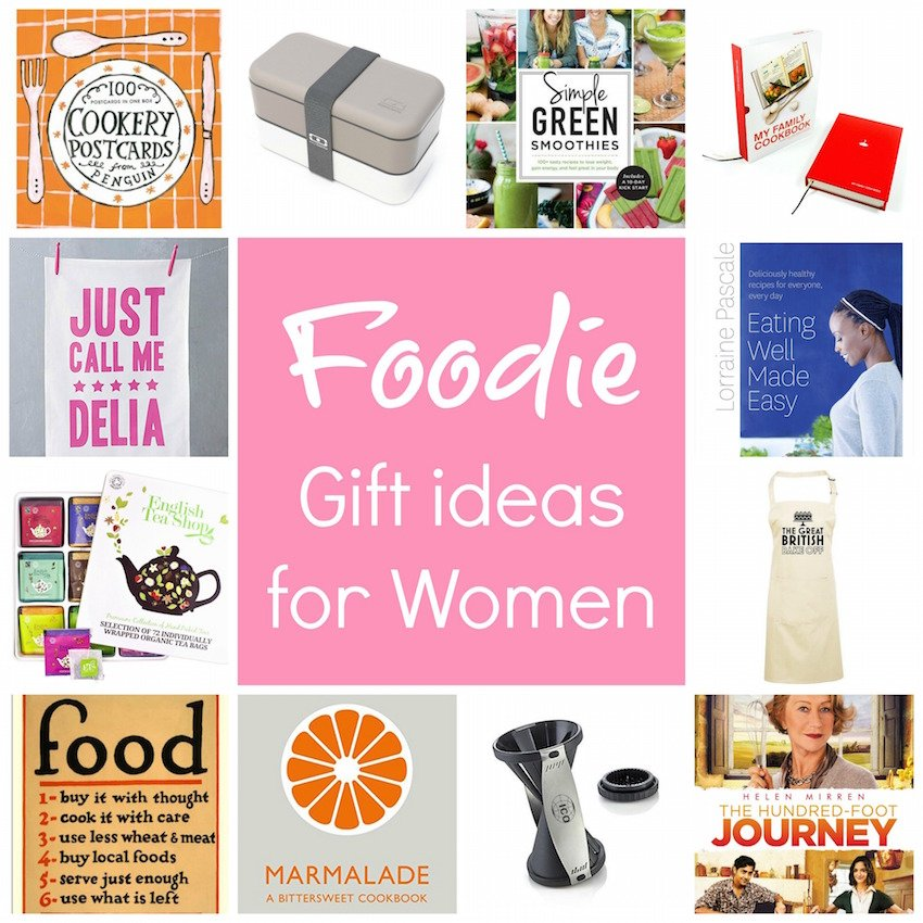 Foodie Gift Ideas For Women