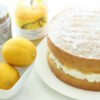 Lemon Layer Cake – and birthday celebrations …