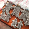 Gingerbread Mummies – and how we did Halloween …