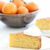 Sticky Clementine Cake – and it all started with austerity …