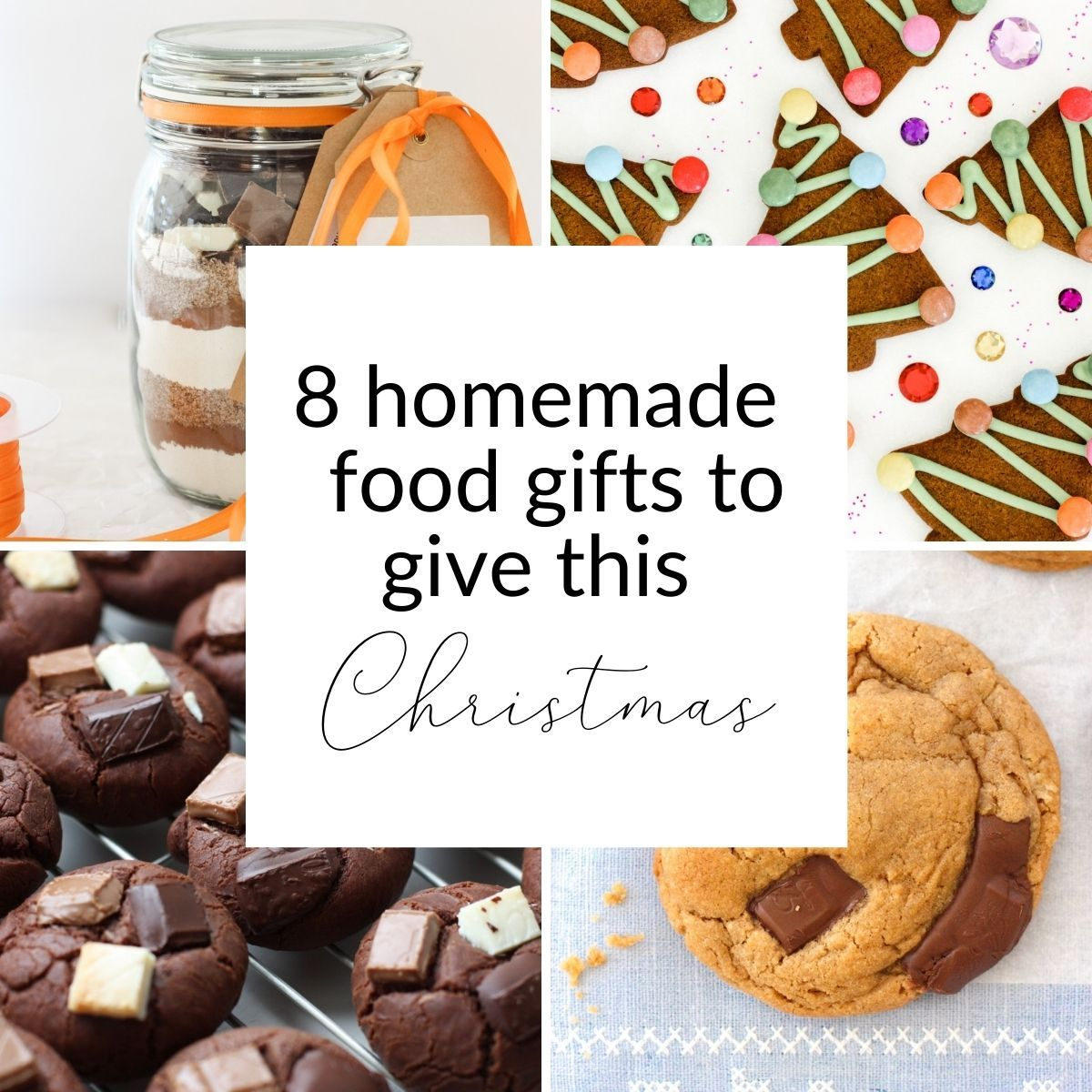 Homemade Food Gifts cover image