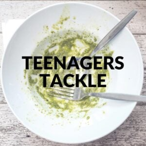 Teenagers tackle ...