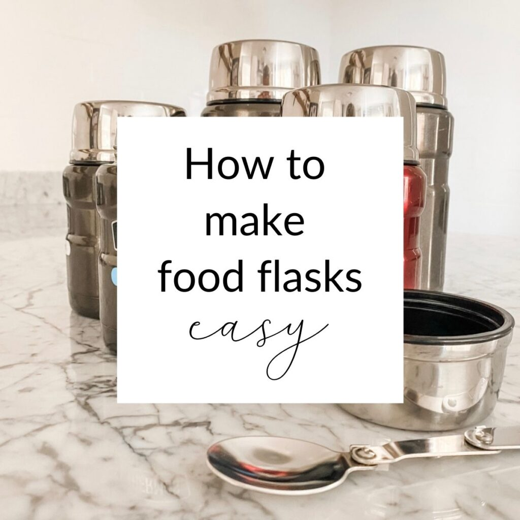 How to make food flasks easy